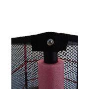 Capetan® Kiddy Jump | Trambulin gyerekeknek védőhálóval, biztonsági védőszoknyával (140 cm átmérő)