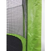 Capetan® Selector Lime   Óriástrambulin kültéri használatra prémium minőségben, 180 kg-ig (457 cm átmérő)