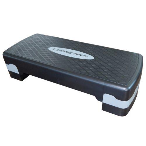 Capetan® | Step pad állítható magassággal (68 cm hosszú step lépcső)