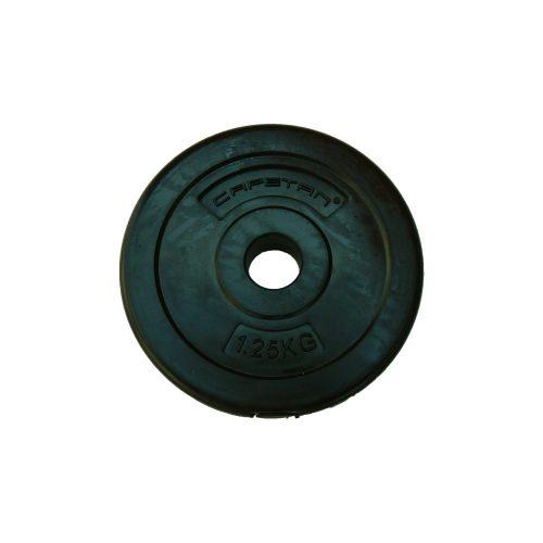 Capetan® | Vinyl tárcsasúly (1,25 kg) - cementes súlytárcsa