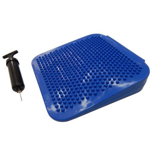 Capetan® Better Sit | ék alakú ülőpárna (34x35x7,5 cm), szabályozható levegőmennyiséggel