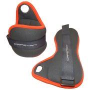 Capetan®   Csuklósúly és bokasúly pár (2x1,5 kg),  hüvelykujj beakasztófüllel