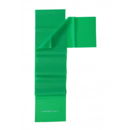 Capetan® TPE aerobic elasztikus szalag - Erős - 150cm x 15cm x 0,5mm