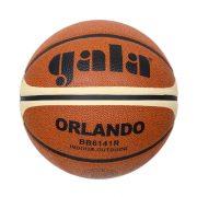 Gala Orlando csíikosmintájú kosárlabda no.5 , ifjúsági méret