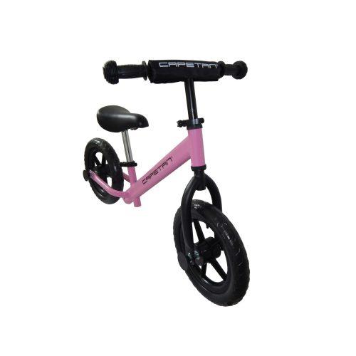"""Capetan® Energy Shadow Line   Futóbicikli, 12"""" kerekű pedál nélküli gyerekbicikli (pink színben)"""