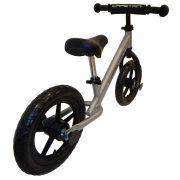 """Capetan® Energy Shadow Line   Futóbicikli, 12"""" kerekű pedál nélküli gyerekbicikli (ezüst színben)"""