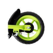 """Capetan® Sirius Premium Line   Futóbicikli, 12"""" kerekű, fékkel ellátott pedál nélküli gyerekbicikli sárhányóval és csengővel (zöld színben)"""
