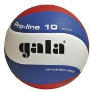 Gala Pro-Line BV-5121SH magyar nemzeti színű röplabda - versenylabda sorozat része, sima felületű