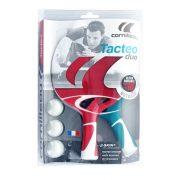 Cornilleau Tacteo Duo Pack   Kültéri pingpongütő szett (kompozit) labdával