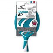 Tacteo 50 | Kültéri pingpong ütő (türkiz/fehér)