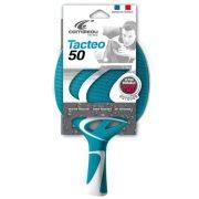 Tacteo 50   Kültéri pingpong ütő (türkiz/fehér)