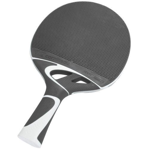 Cornilleau Tacteo 50 | Kültéri pingpong ütő ultra időjárásálló Skin+ (szürke/fehér)