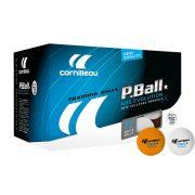 Cornilleau Pro | Gyakorló pingpong labda szett (72 db) (fehér színben)