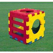 Cubic kocka házikó, tornacenter