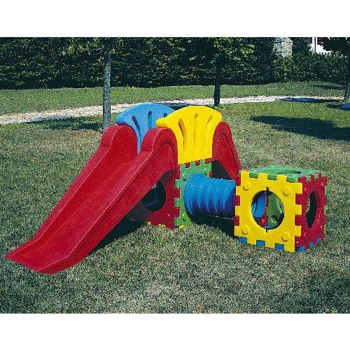 Cubic L 2000, csúszdás mászórendszer