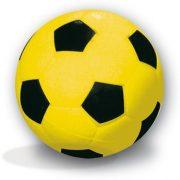 Szivacs focilabda gyermekeknek beltéri használatra 20 cm átmérővel