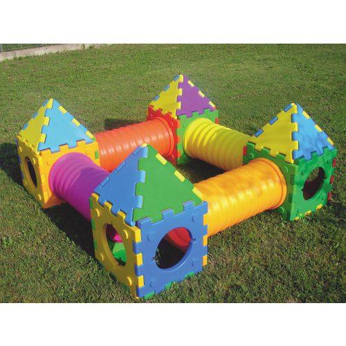 Cubic Castel A vár mászórendszer,N