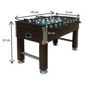 Capetan® Kick 200 |Csocsóasztal, felnőtt asztalifoci asztal