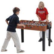 Capetan® Kick10 Junior | Csocsóasztal átmenő rudazattal, fix lábakkal