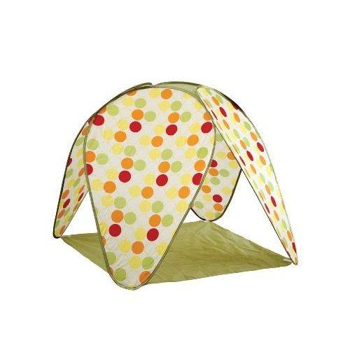 Pöttyös bújócska sátor kicsire összecsukható, hordtáskával