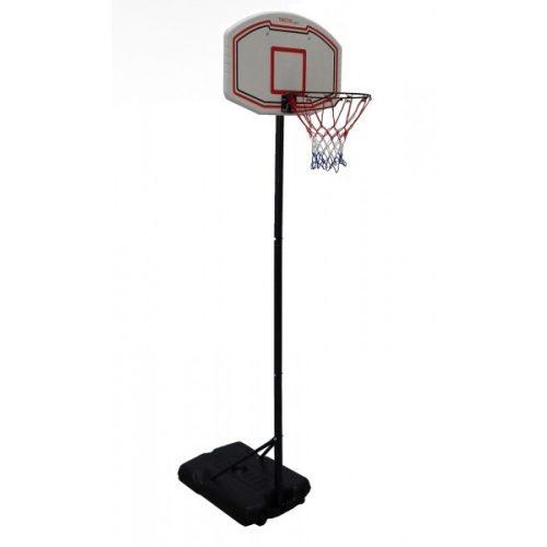 Capetan® Sky Court | Állítható magasságú streetball állvány (220-260 cm között) tölthető talppal