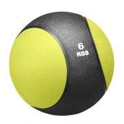 Medicin labda Trendy 9 kg-26 cm átmérő, levegőtöltetes belső, jól pattan és vízen lebeg