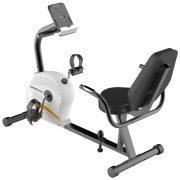 Capetan® Fit Line X3.2 Fekvőkerékpár 7Kg lendkerékkel, pulzusmérővel tablet tartóval, 110Kg terhelhetőséggel