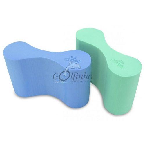 Súlypontemelő boja úszáshoz  (23x8x23 cm), magas lábboja úszóedzéshez