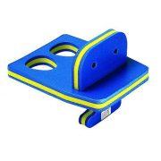 Aqua trainer úszódeszka szett 2 db-os, anyaga  többrétegű 4 cm vastag hab