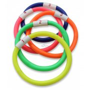 Számozott búvárgyűrű sorozat (5 darabos)