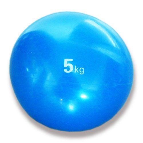 Tactic Sport | Medicinlabda szoft tapintással (5 kg, puha, gumi medicinlabda)