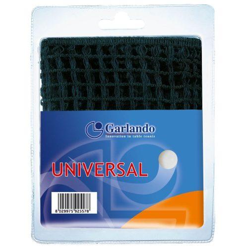 Garlando Universal pingpong háló - tartóvillákra felülről ráhúzható kivitel