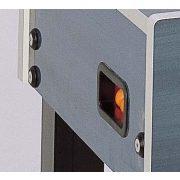 Garlando G-500W Kültéri asztalifoci asztal KÉK-EZÜST telescop rudazattal