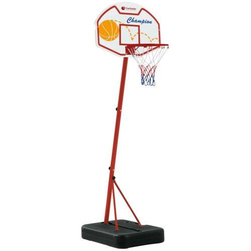 Garlando Phoenix 165cm magas műanyag tárolódobozos hordozható gyermek streetball állvány homokkal vagy vízzel tölthető talppal
