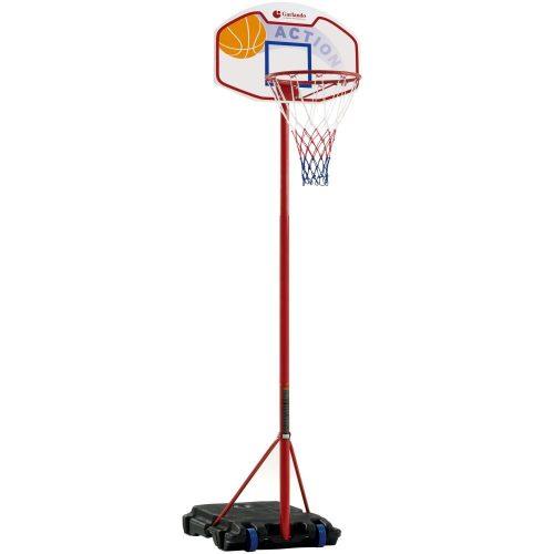 Garlando El Paso streetball állvány 160 - 210cm között állítható palánkkal