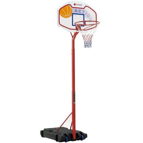 Garlando Detroit mobil Streetball állvány tölthető talppal 210 - 260cm között állítható magasságú palánkkal