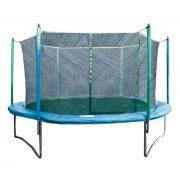 Garlando Combi L 305 cm átm. trambulin szett védőhálóval - védőhálós trambulin extra biztonságos 60 cm magas kivitel