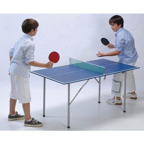 Garlando Junior behajtható lábú pingpong asztal gyermekeknek