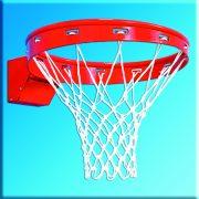 Kosárlabda gyűrű (FIBA standard, zsákolásra fejlesztve)