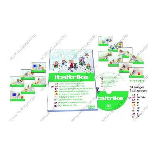 Oktató DVD a biztonságos közúti közlekedésről, Kresz KIFUTÓ TERMÉK
