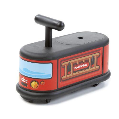 La cosa (tűzoltó autó) lábbalhajtós kiskocsi