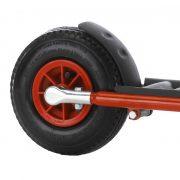 Roller pneumatikus kerékkel és hátsófékkel, Linea Rossa