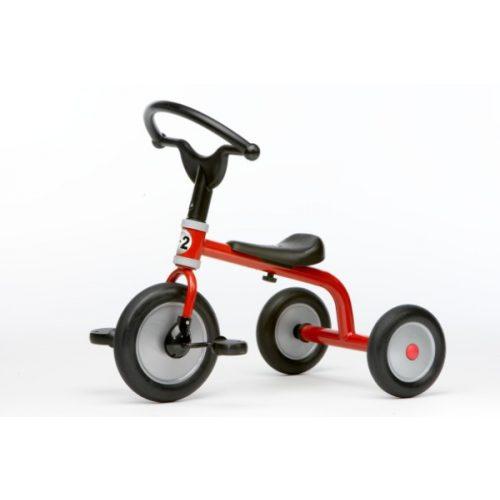 Mini tricikli, 1-2 éves korban ajánlott, intézményi használatra megerősített modell