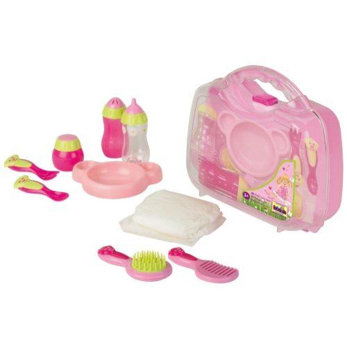 Baby Princess Coralie babagondozó - kellék táska 27 x 23 x 9,5 cm