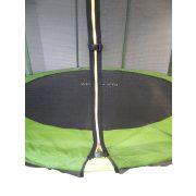 Capetan® Safe Fly | Trambulin védőhálóval (305 cm átmérőjű, prémium minőségű, extra stabil egyedi lábszerkezetű biztonsági trambulin)