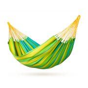La siesta Sonrisa eredeti columbiai függőágy pamut, citrom-zöld