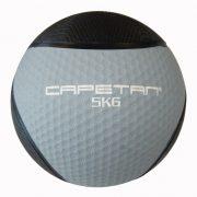 Capetan® Professional Line   Medicinlabda (5kg) (pattongós, vízen úszó medicinlabda medicinlabda))