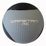 Capetan® Professional Line | Medicinalbda (7kg) (gumi, vízen úszó medicinlabda)