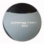 Capetan® Professional Line | Medicinalbda (8kg) (gumi, vízen úszó medicinlabda)