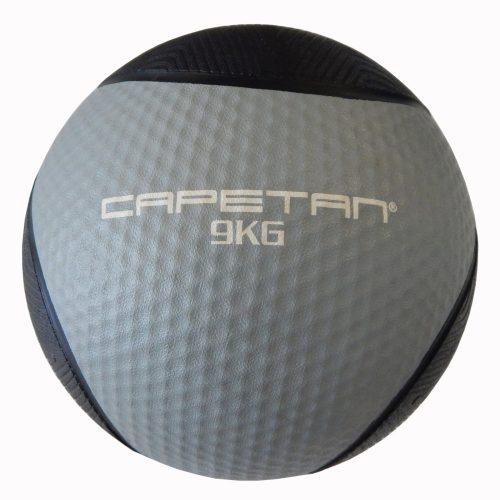 Capetan® Professional Line | Medicinalbda (9kg) (gumi, vízen úszó medicinlabda)